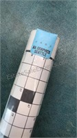 "Crossword Toilet Tissue and Crossword Poster 23"""