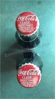 1991 8oz Coca-Cola Full Glass Bottles Grand