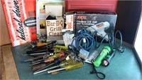 Craftsman and Skil Plus Collection of Hand Tools