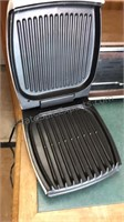 George Forman Grill and Toastmaster Deluxe