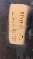 """1950 Vintage Lane Cedar Chest 47"""" Wide"""