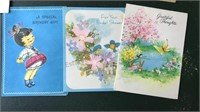 1970 Daily Planner and Collection of Antique