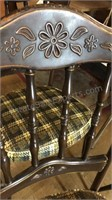 6 Vintage Daystrom Furniture  Dining Chairs with