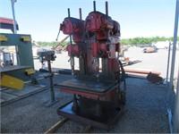 Cleereman Twin Industrial Drill Press