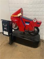 Kiddie Ride Auction