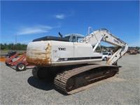 Project Terex 255 Excavator