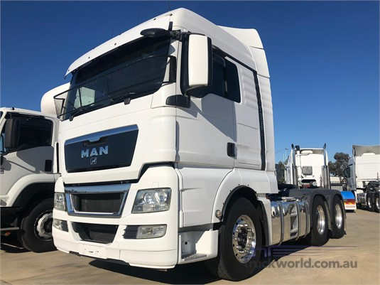 2013 MAN TGX26.540 - Trucks for Sale