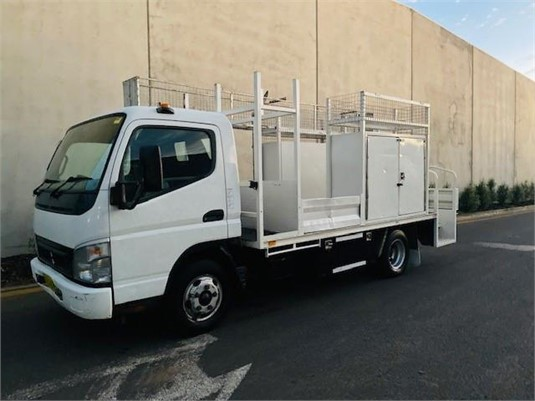 2007 Mitsubishi Fuso CANTER FE83 - Trucks for Sale