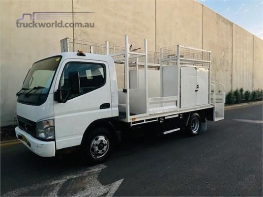 2007 Mitsubishi Fuso CANTER FE83 - Trucks for Sale