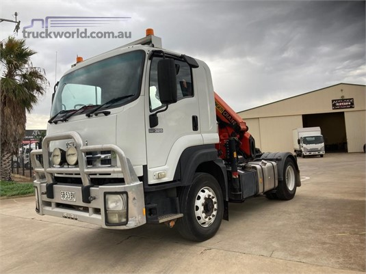 2008 Isuzu GXD - Trucks for Sale
