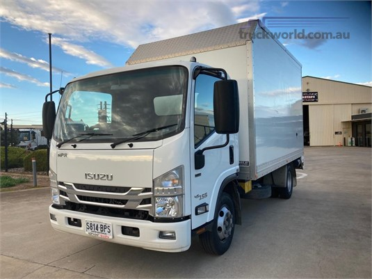 2017 Isuzu NPR 45 155 AMT MWB Adelaide Truck Sales - Trucks for Sale