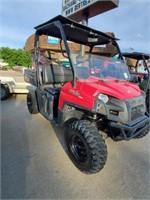 2017 Red Polaris Ranger 4X4  570 EFI UTV