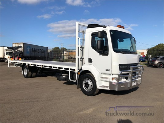 2009 DAF other All Star Equipment Sales - Trucks for Sale