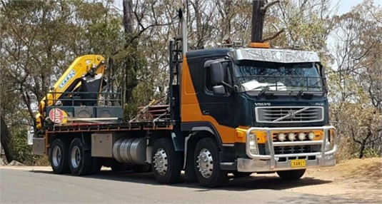 2003 Volvo FM12 - Trucks for Sale