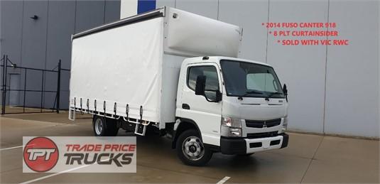 2014 Fuso Canter 918 Trade Price Trucks - Trucks for Sale