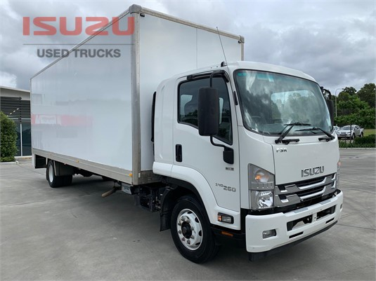 2017 Isuzu FSR Used Isuzu Trucks - Trucks for Sale