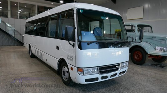 2016 Fuso Rosa Deluxe 25 Seats Auto - Buses for Sale