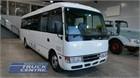 2016 Fuso Rosa Deluxe 25 Seats Auto School Bus