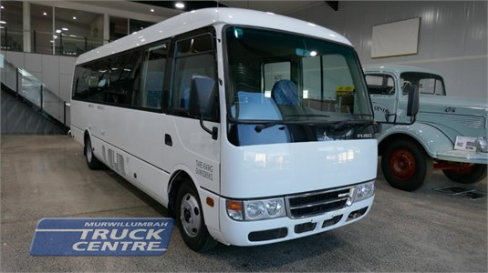 2016 Fuso Rosa Deluxe 25 Seats Auto Murwillumbah Truck Centre  - Buses for Sale