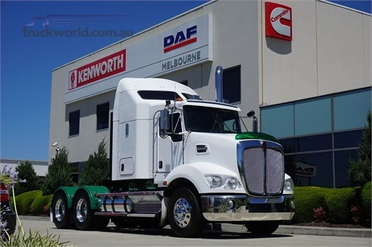 2011 Kenworth T409 - Trucks for Sale