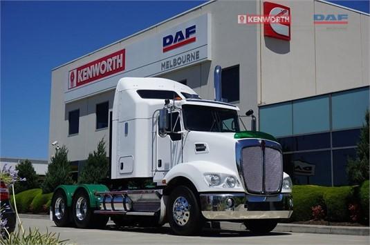 2011 Kenworth T409 Kenworth DAF Melbourne - Trucks for Sale