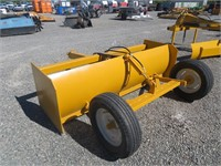8' Hydraulic Drag Scraper