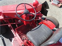 Flory Orchard Sweeper With Trailer