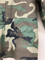 Camouflage Jacket  (Exellent Condition)
