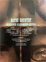 Creedence Clearwater Revival Bayou Country Album