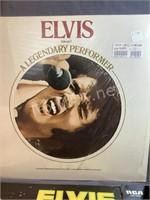 (4) Vintage Elvis Albums