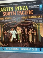 South Pacific Original Broadway Cast Album