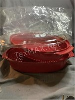 New KitchenAid Bowl Lid and Strainer