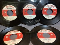 (5) The Monkees. Colten's 45 Records