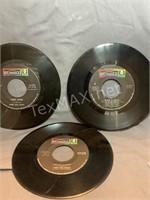 (3) Three Dog Night 45 Records