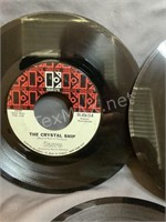 3 Vintage 45 Records
