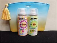 Amika Hair Products Beauty Bag