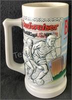 Budweiser World Cup USA 94 Beer Stein Mug