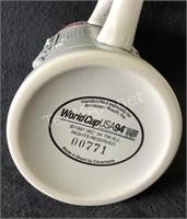 Budweiser Los Angeles World Cup 94 Mug
