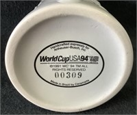 Budweiser NY/NJ World Cup USA 94 Beer Stein