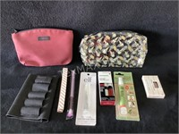 (2) Make-Bags and Accessories