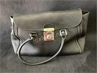 Black Dooney and Buorke Handbag