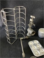 Lot of Antique Cooking Accessories