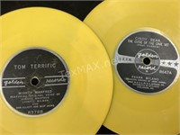 (4) Golden Records