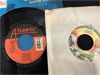 Bob Dylan 45 Record with Box & More