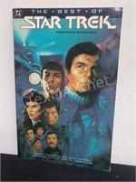 DC The Best Of Star Trek