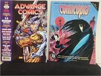 Comicopia & Advance Comics