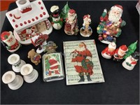 Christmas Figurines & Candles