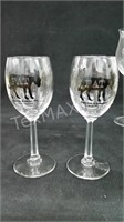 Collection of Wine Glasses