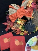 Fall/ Thanksgiving Decor