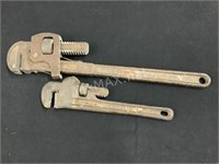 (2) Wrenches